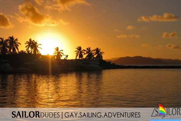 Gay sailing bvi - virgin gorda