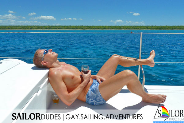 Gay sailing cruises Greece