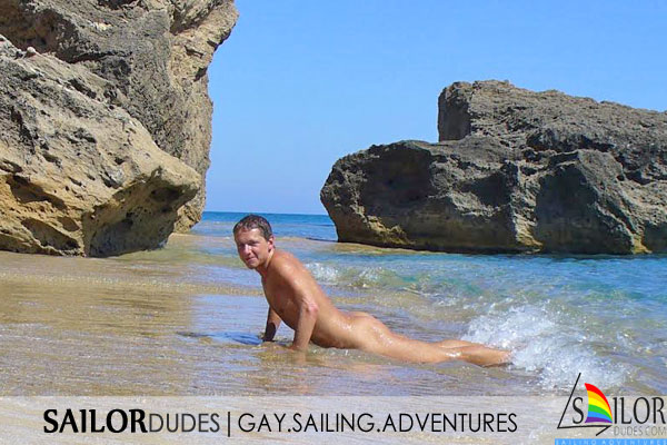 Gay sailing cruise Greece