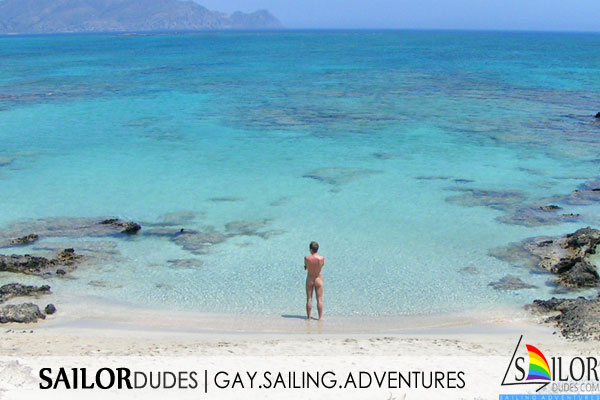 Gay sailing cruises naked sailor guy on beach