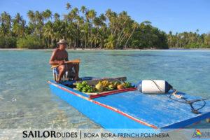 Gay sailing French Polynesia