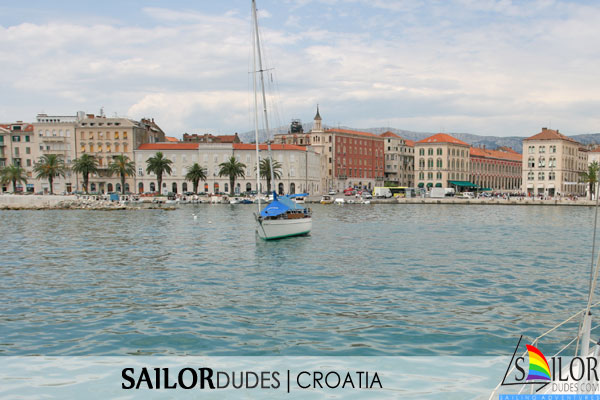 Gay Sailing cruises Croatia