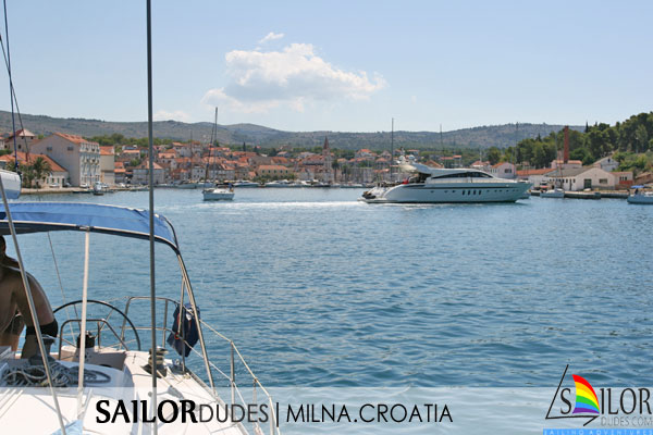 Gay Sailing cruises Croatia - Milna