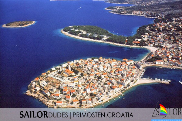 Gay Sailing cruises Croatia - Primosten