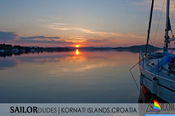 Gay Sailing cruises Croatia - Kornati islands