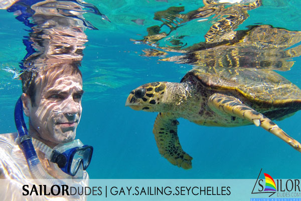 Gay sailing cruises Seychelles