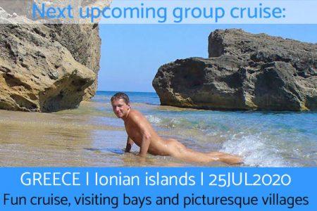 Upcoming gay sailing group cruises