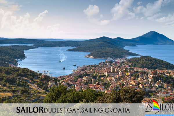 Gay sailing cruise Greece Dodecanese Kos