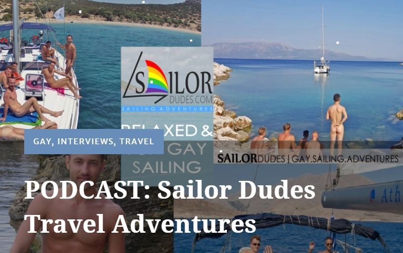 Gay nude sailing revista by SAILORdudes