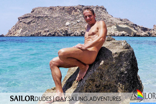 gay naked rock sailing