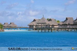 Gay sailing French Polynesia Bora Bora