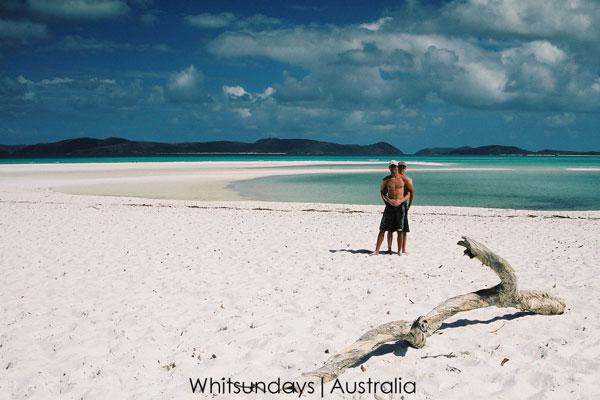Gay sailing Australia Whitsunday islands