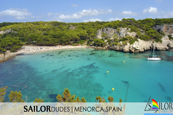 Gay sailing cruises Balearics Ibiza Mallorca