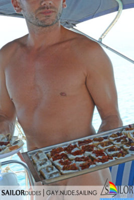 Gay sailing participation naked lunch