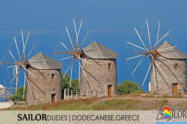 Gay sailing Greece Dodecanese
