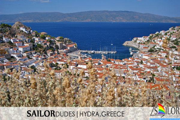 Gay sailing Greece