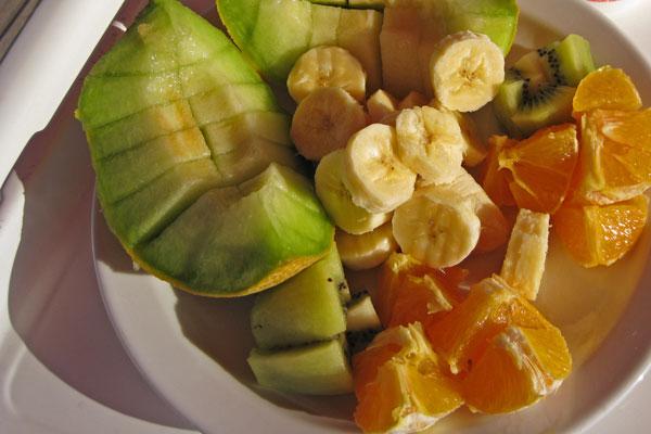 Gay sailing expenses fruit salad