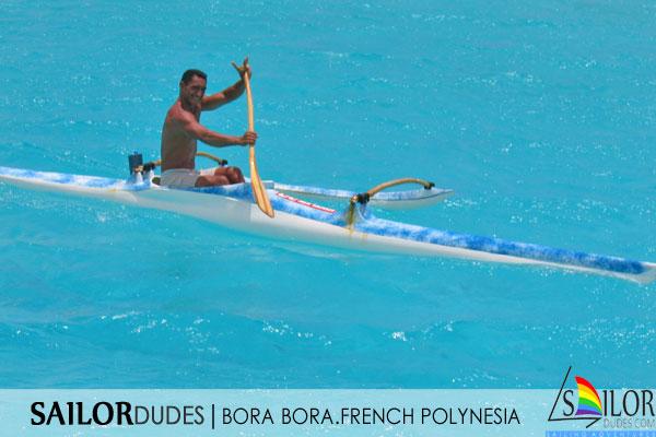 Gay sailing cruises French Polynesia Tahiti Bora Bora