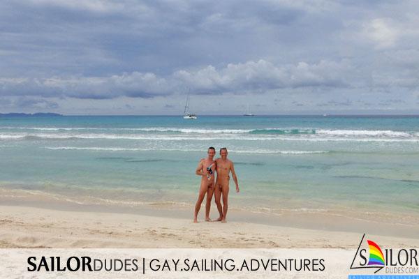 Gay sailing program nude beach