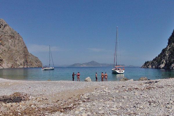 Gay sailing program naturist beach