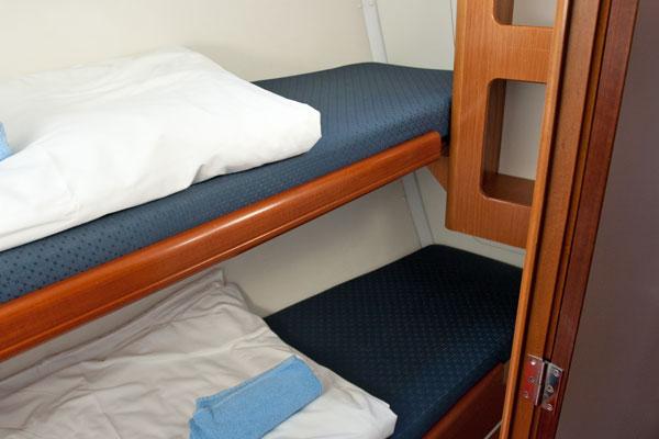 Gay sailing yacht bunk bed